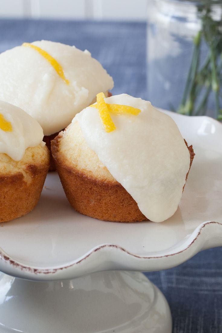 #Epicure #GlutenFree Lemon Cupcakes