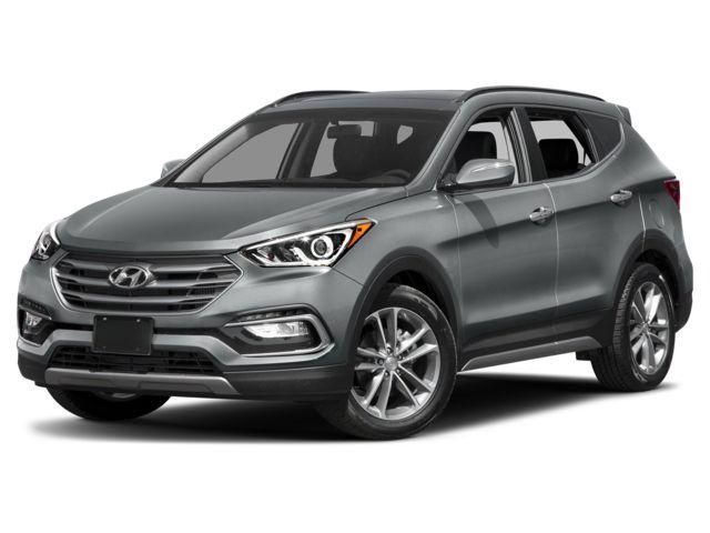 Hyundai Santa Fe Titanium Silver