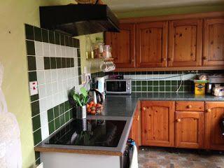 Jess & Bodhi: A new kitchen  #TileMountainFacelift