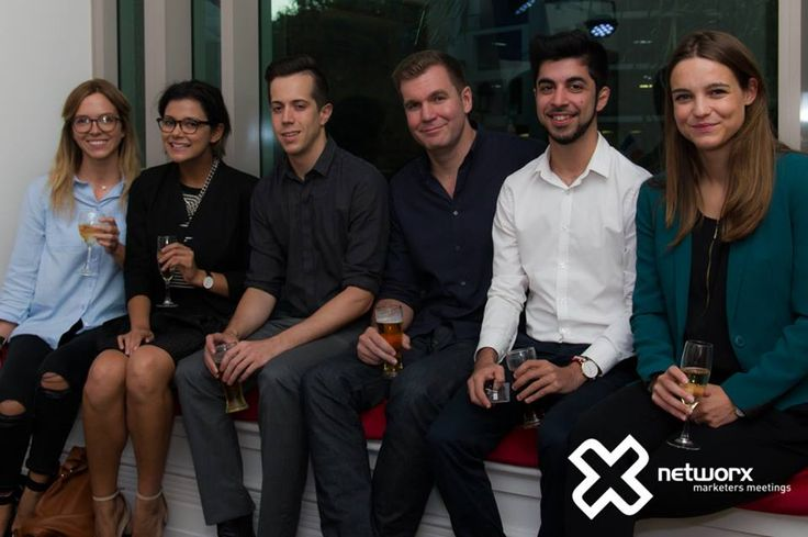 The team at Networx event in Brisbane in March 2015.
