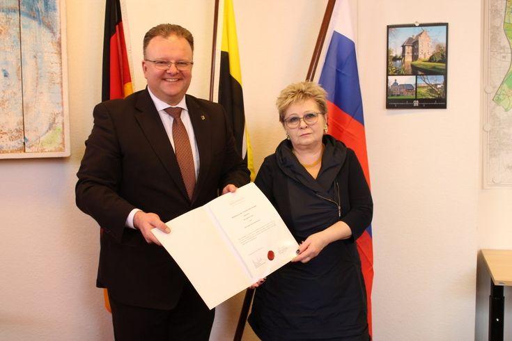Korschenbroich: 20 Jahre deutsch-russischer Freundschaftsvertrag