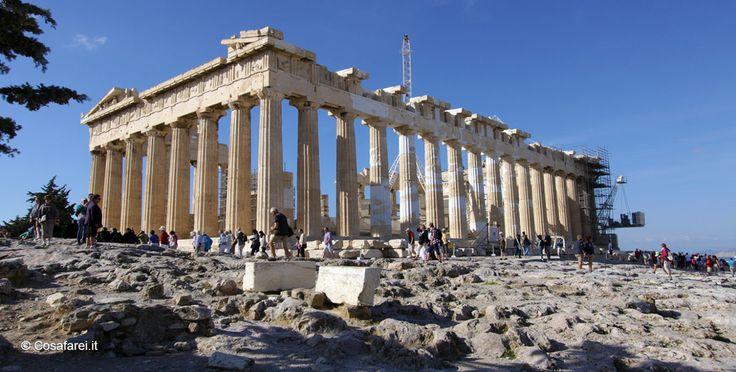 È cominciato tutto qua: filosofia; arte; storia; politica e democrazia. Soprattutto democrazia. Visitare Atene perciò è quasi un obbligo morale … Continua
