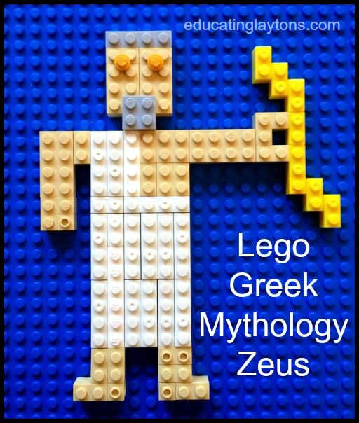 Here is a list of hands-on fun Greek Mythology Projects we have done in the past.