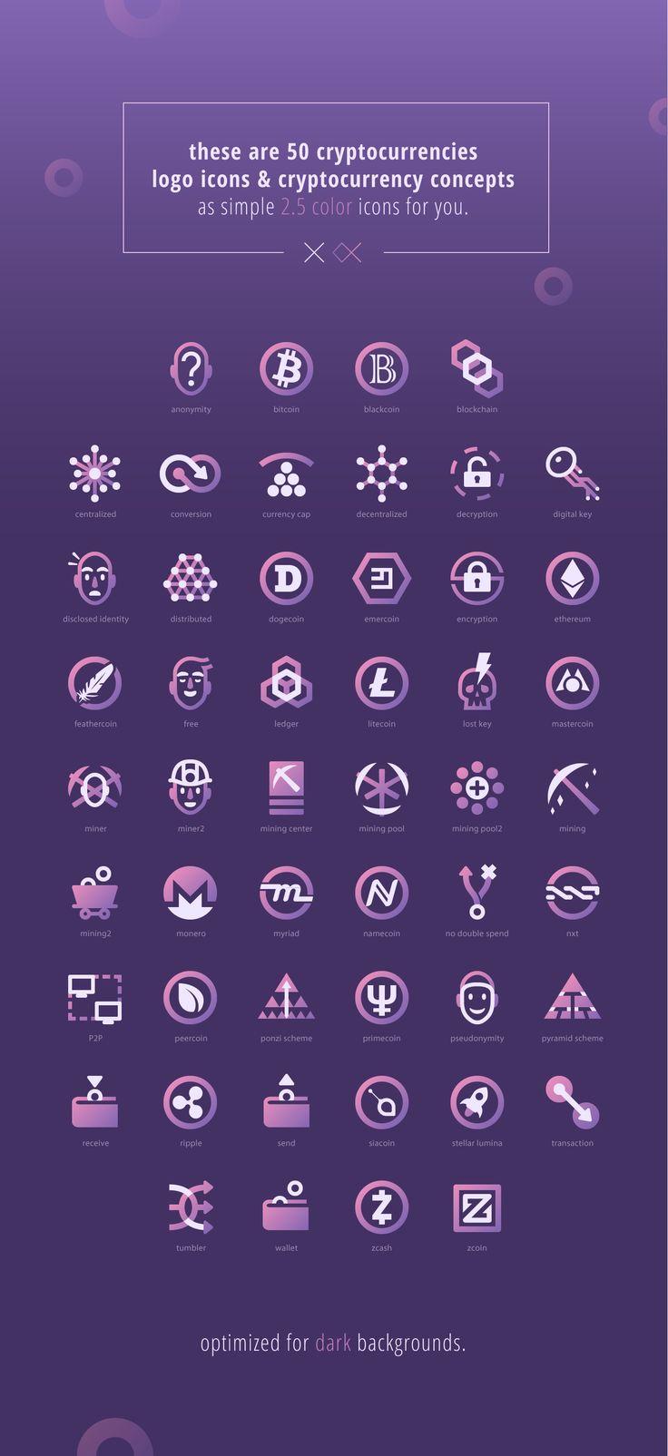 cryptocurrencies_icons_miniset_2