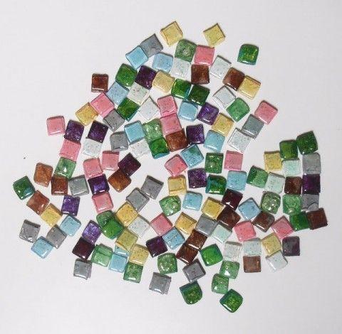 Мозаичная плитка из компакт-дисков. Мастер-класс