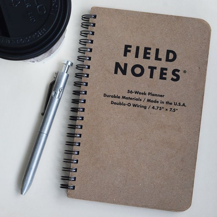Option Gray, an EDC ShopさんはInstagramを利用しています:「Monday company planning meetings made better by a sweet pen, coffee, and something that makes you look more responsible ... The Field Notes…」