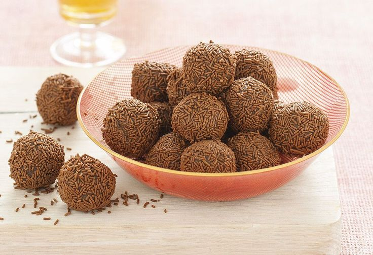 These no-cooking-needed, Tim Tam truffle balls are made with just 3-ingredients. Kids will love helping you roll these through chocolate sprinkles to coat.
