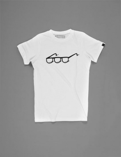 Three is a crowd — a Baster t-shirt  My kind of humor