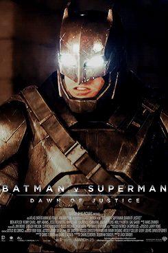 Batman : BATMAN V SUPERMAN: DAWN OF JUSTICE.