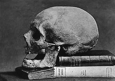 Thomas Browne's Skull