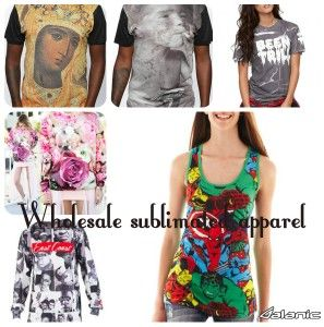 #Sublimation #Clothing As The Latest Trend in Terms of High Street #Fashion