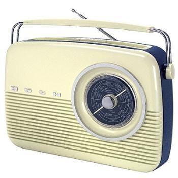 Bush TR82DAB Traditional AM/FM DAB+ Radio