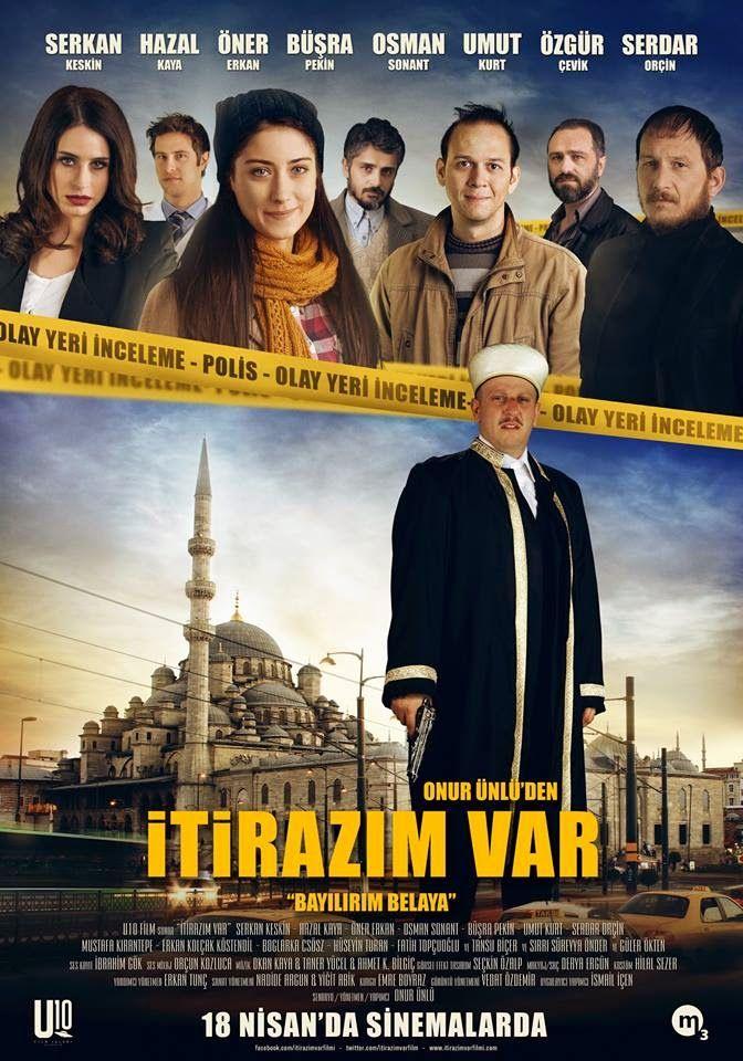 N2C FILM: Onur Ünlü'nün Yeni Filmi İtirazım Var 'ın Afişi!