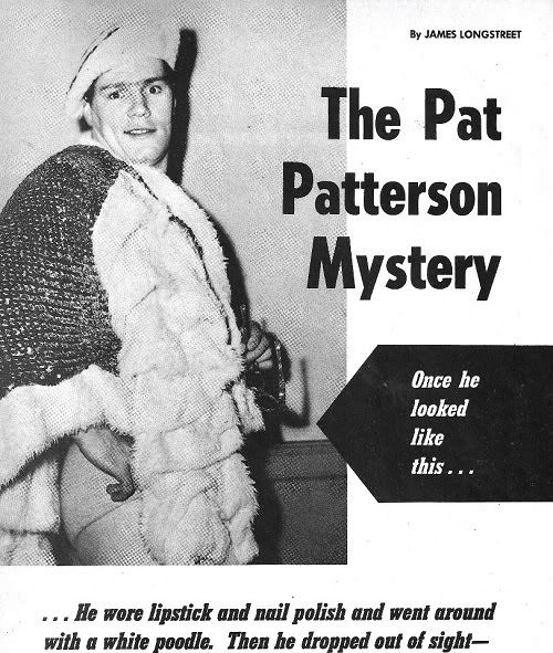 Image result for pat patterson young