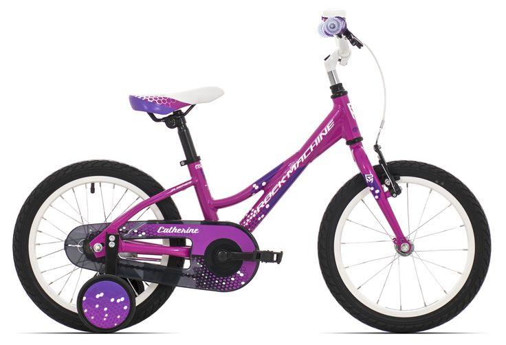 """CATHERINE 16 - Dětská kola 16"""" - Dětská kola - JÍZDNÍ KOLA - BikeProdejna.CZ"""
