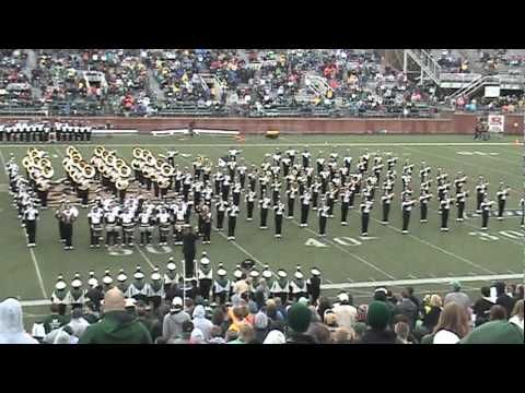 Nothing beats a fun band director with a sense of humor. This makes me giggle every time I watch it!