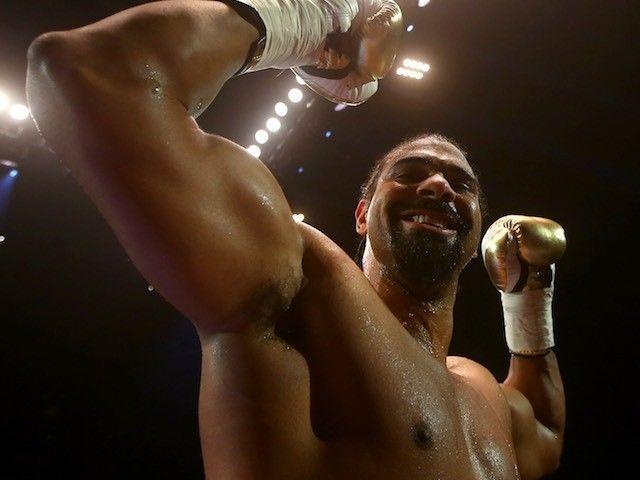 "David Haye slams ""insane"" plans to allow professional boxers into Olympics"