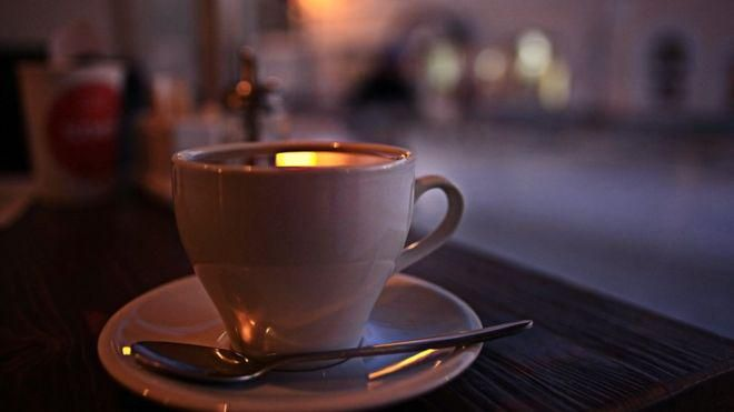 Image result for coffee at night
