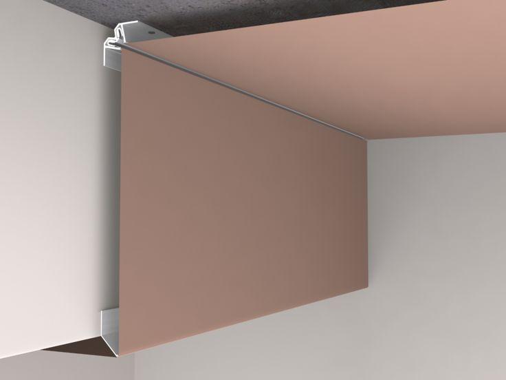 les 25 meilleures id es de la cat gorie plafond tendu sur pinterest salle cin ma maison. Black Bedroom Furniture Sets. Home Design Ideas