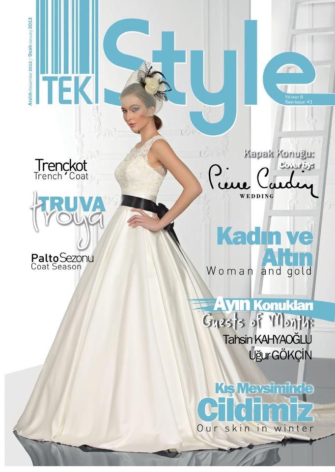 Tek Style Dergisi, Aralık-Ocak sayısı yayında! ÜCRETSİZ okumak için: http://www.dijimecmua.com/tekstyle/