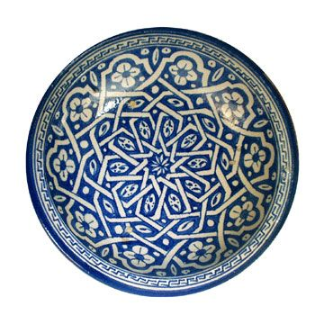 moroccan-ceramics-plates