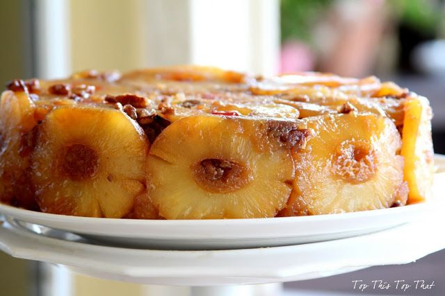 The Best Pineapple Upside Down Cake You Will Ever Eat