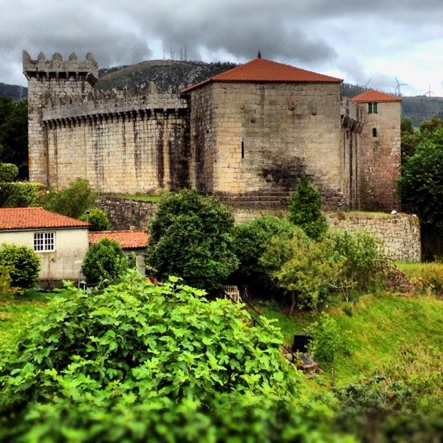Castillo de Vimianzo - Spain