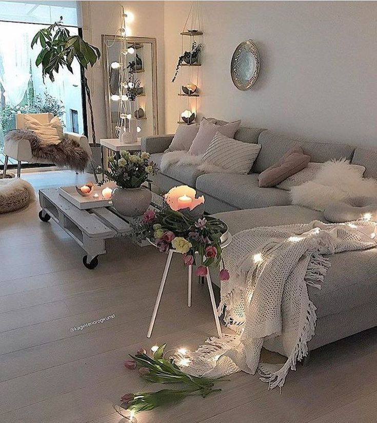 41 Awesome Scandinavian Style Interior Apartment Ideas