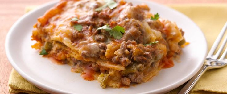 The secret to this creamy, slow-cooked casserole is simple canned soup, extra…