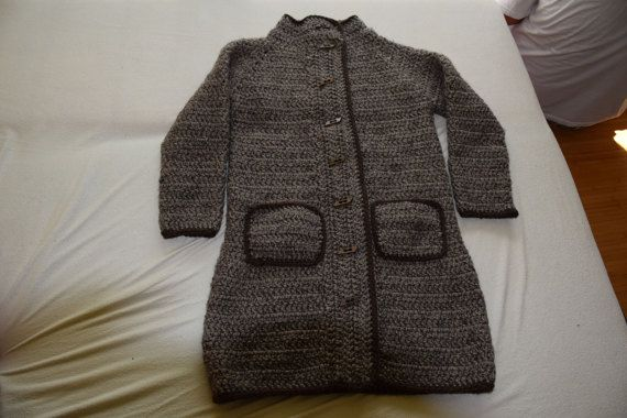 Sweatercoat by RucneRobene on Etsy