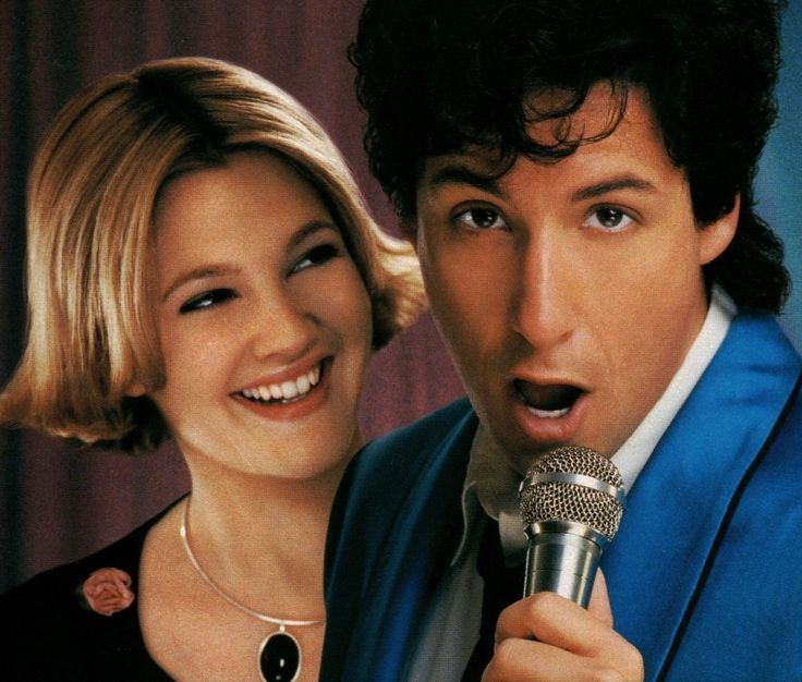 Top 10 sweet and funny wedding movies! - Love The Wedding Singer!
