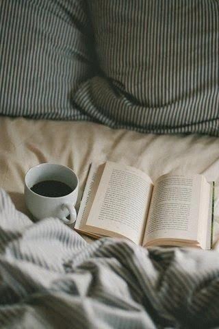 5893fb45a Beautiful things  Um livro e chá para terminar o dia   earlymorningcoffeereading