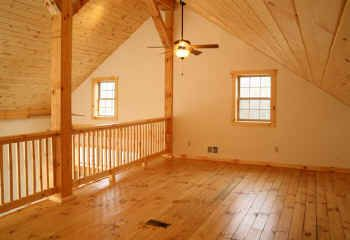 Plans for barns with living quarters woodworking Barn plans with living area