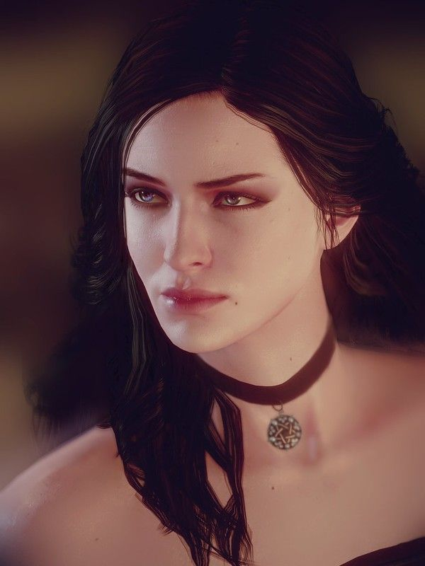Violet Eyes Variant In 2020 The Witcher Wild Hunt The