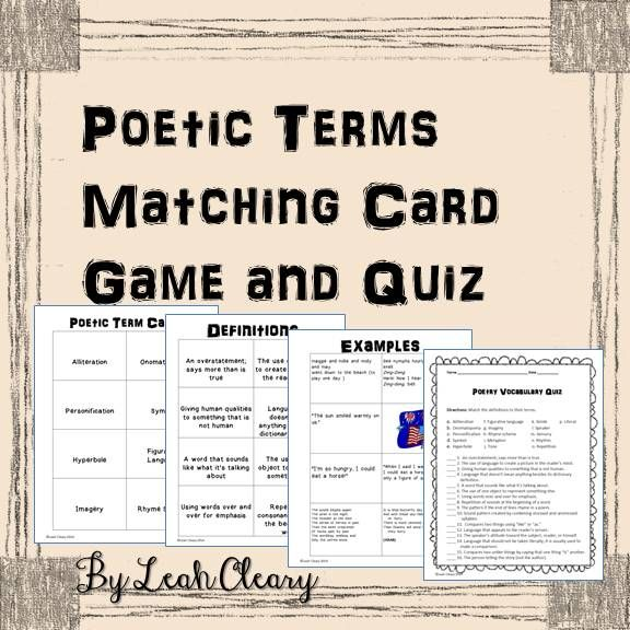 Card Game Terms