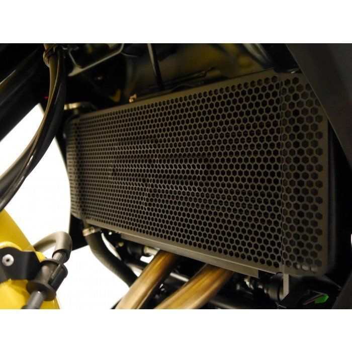 Kawasaki Versys 650 Radiator Guard (2015 ) - Evotech Performance