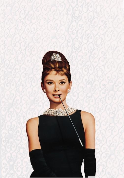 """Breakfast at Tiffany's"", part of the V ""Hollywood Costume"" exhibition"