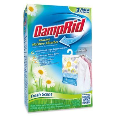 DampRid Closet Freshener Hanger (Set Of 3)   BedBathandBeyond.com