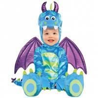 Bebek Ejderha Kostümü, 12-18 Ay