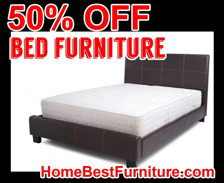 SALE DISCOUNT Brandon Double (4 ft 6) Bed Frame Furniture