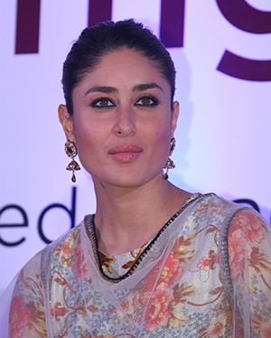 """Randhir Kapoor, who is playing a grandpa in his forthcoming film """"Super Naani"""", says his younger daughter and actress Kareena, who is married to actor-filmmaker Saif Ali Khan, is not planning to have children right now, reports IANS."""