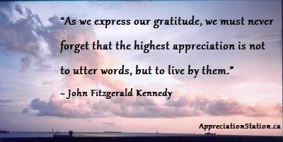 Share if you agree!    #30DayGratitudeChallenge    http://AppreciationStation.ca