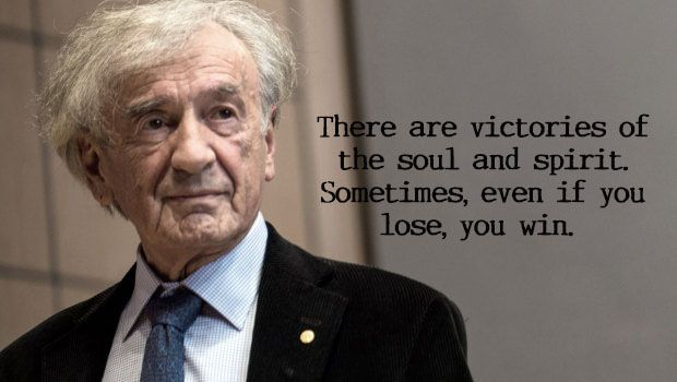 10 of Elie Wiesel's Most Powerful Quotes - For Reading Addicts More