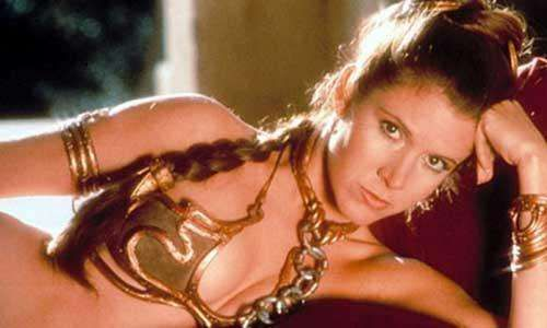 The Hottest Slave Leias in Pop Culture History