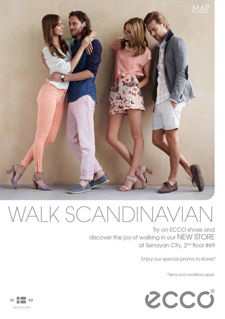 Ecco reopens at Senayan City!