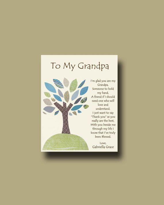 Best 25+ Gift for grandpa ideas on Pinterest   Grandpa birthday ...