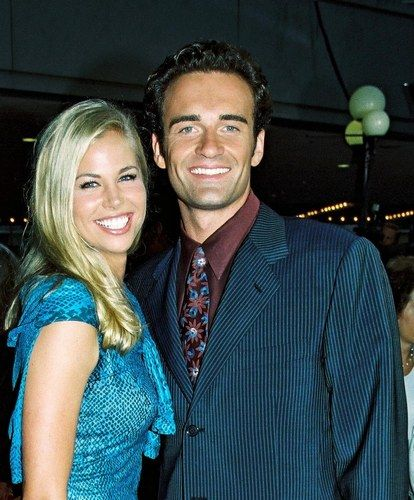 Julian McMahon & Brooke Burns