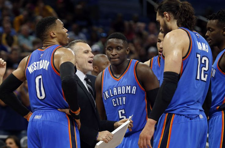 Oklahoma City Thunder have a low rated projection from 2017 NBA Draft