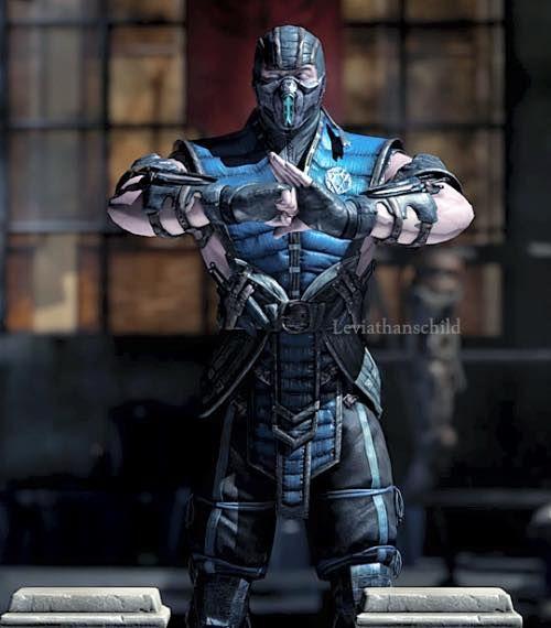 Mortal Kombat X / Sub - Zero