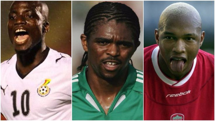 Kanu El-Hadji Diouf Apiah Kalou & More: African Legendary Players Set to Light Up Kano in Epic Match http://ift.tt/2z7Z1a3